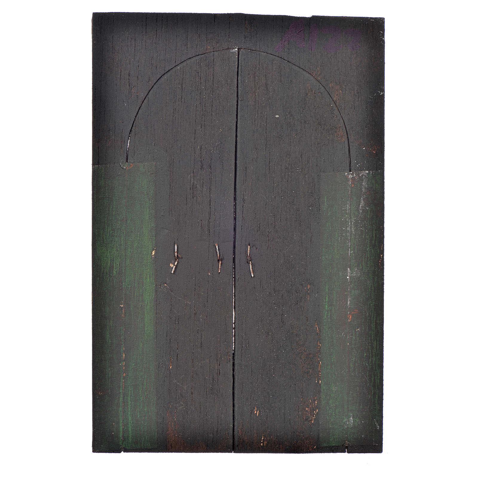 Portoncino 13,5x9 cm presepe napoletano 4
