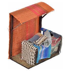 Banca de alfombras 10x10x7 pesebre napolitano s2