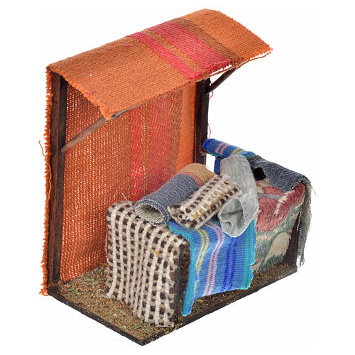 Banca de alfombras 10x10x7 pesebre napolitano 2