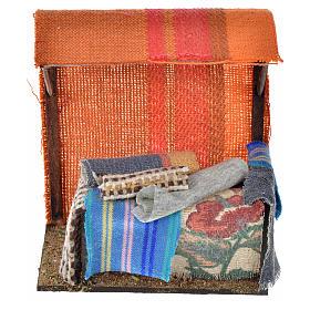 Banco tappeti 10x10x7 presepe napoletano s1