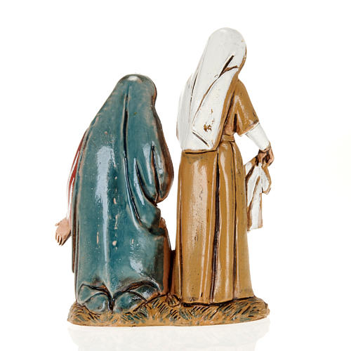 Anziana e bambina con panni 10 cm Moranduzzo 2