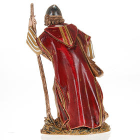 Viandante con bastone 10 cm Moranduzzo s2