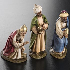 Três Reis Magos Landi 11 cm s5