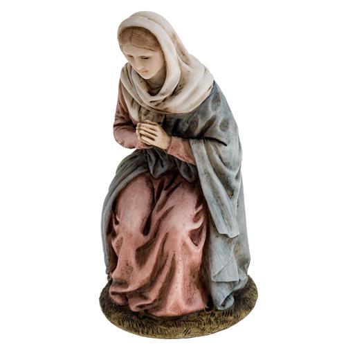 Vierge Marie 11 cm crèche Landi 1