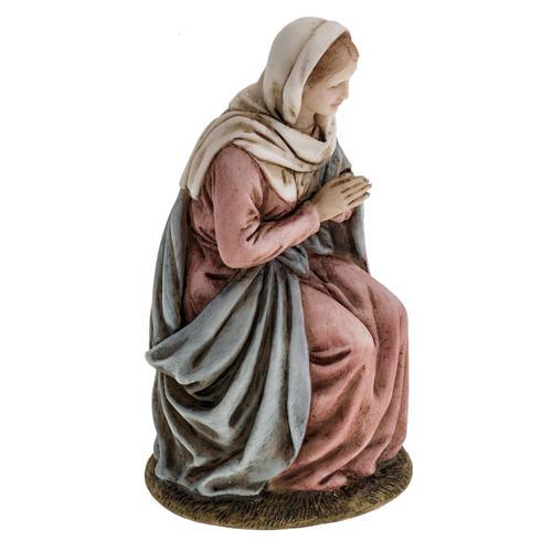 Vierge Marie 11 cm crèche Landi 2