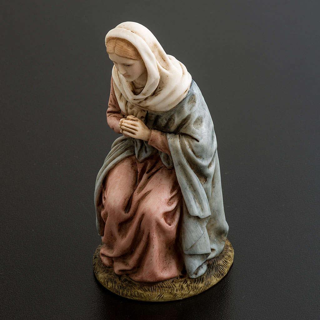 Maria 11 cm presepe Landi 3