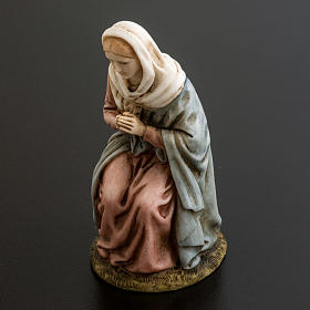 Maria 11 cm presepe Landi s3