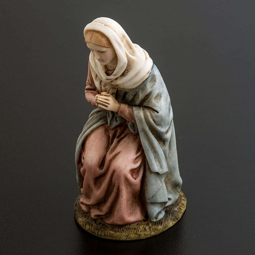 Figurines for Landi nativities, Virgin Mary 11cm 3