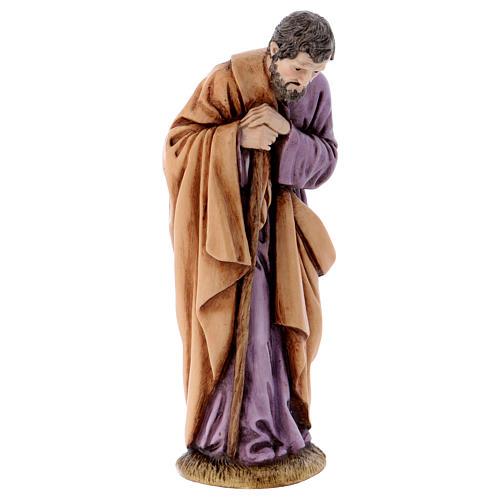 San Giuseppe 11 cm presepe Landi 1
