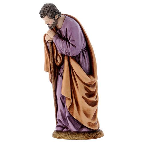 San Giuseppe 11 cm presepe Landi 2