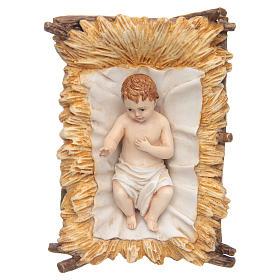Gesù Bambino 18 cm presepe Landi s1