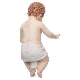 Gesù Bambino 18 cm presepe Landi s3