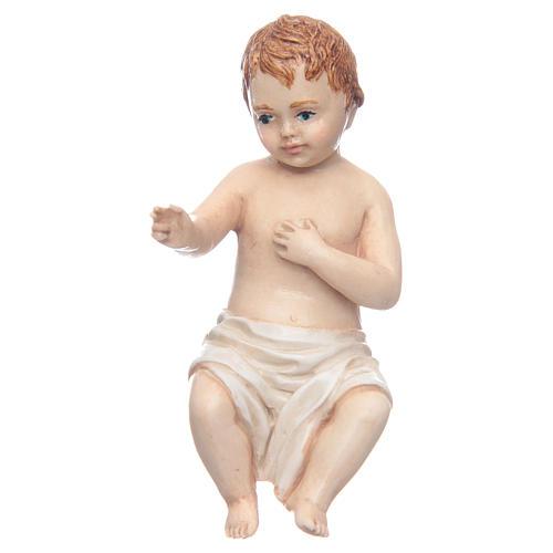 Gesù Bambino 18 cm presepe Landi 2