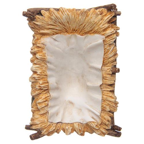 Gesù Bambino 18 cm presepe Landi 4