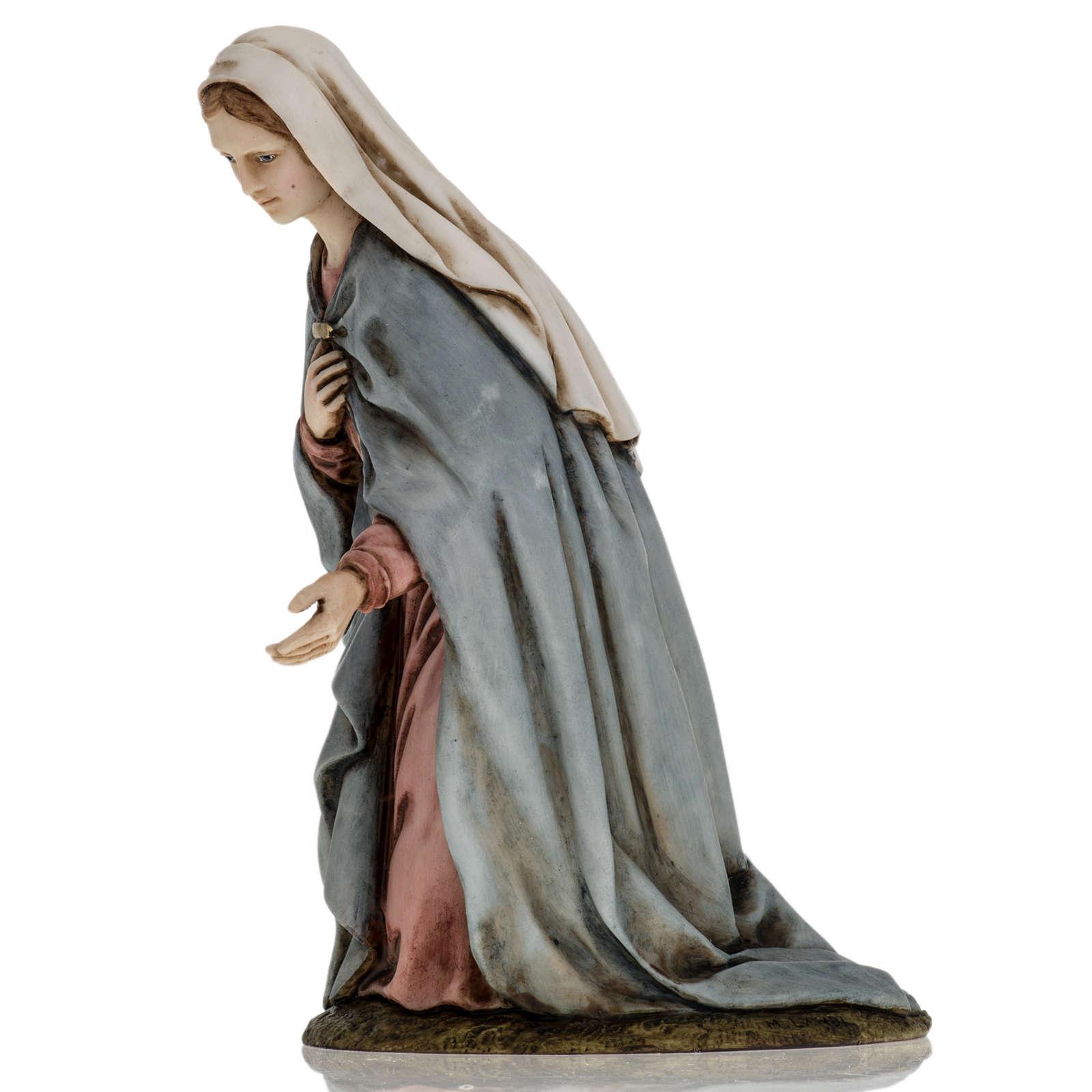 Vierge Marie 18 cm crèche Landi 3
