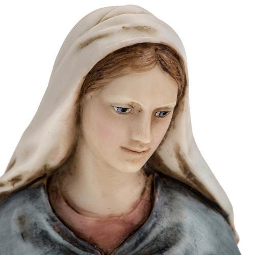 Vierge Marie 18 cm crèche Landi 4