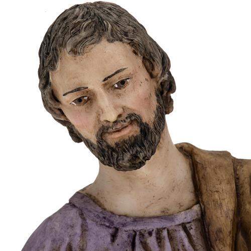 San Giuseppe 18 cm presepe Landi 4