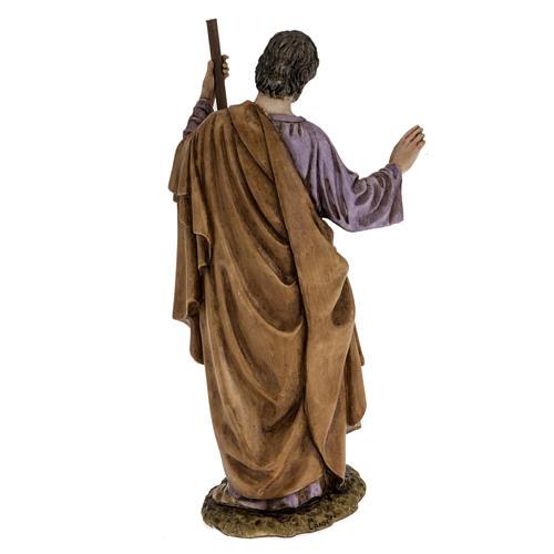San Giuseppe 18 cm presepe Landi 5