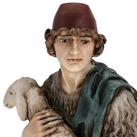 Figurines for Landi nativities, Good Shepherd 18cm s3