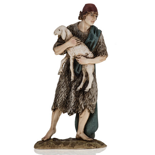 Figurines for Landi nativities, Good Shepherd 18cm 1