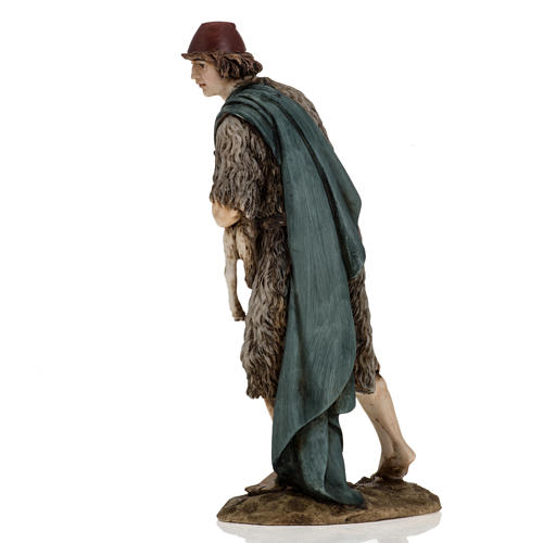 Figurines for Landi nativities, Good Shepherd 18cm 2