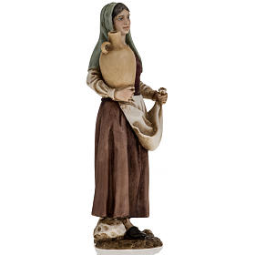 Figurines for Landi nativities, woman with amphora 18cm s2