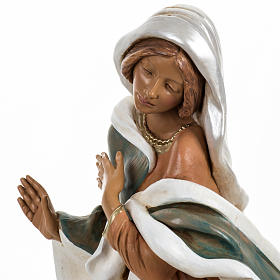 Maria presepe Fontanini 45 cm s5
