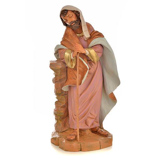 St Joseph crèche Fontanini 45 cm 2