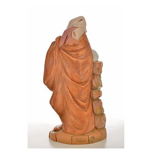 St Joseph crèche Fontanini 45 cm 6