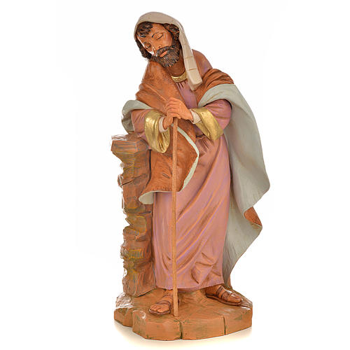 San Giuseppe presepe Fontanini 45 cm 1