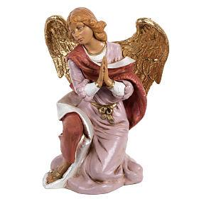 Anioł klęczący 45 cm szopka Fontanini s1