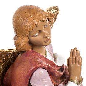 Anioł klęczący 45 cm szopka Fontanini s3