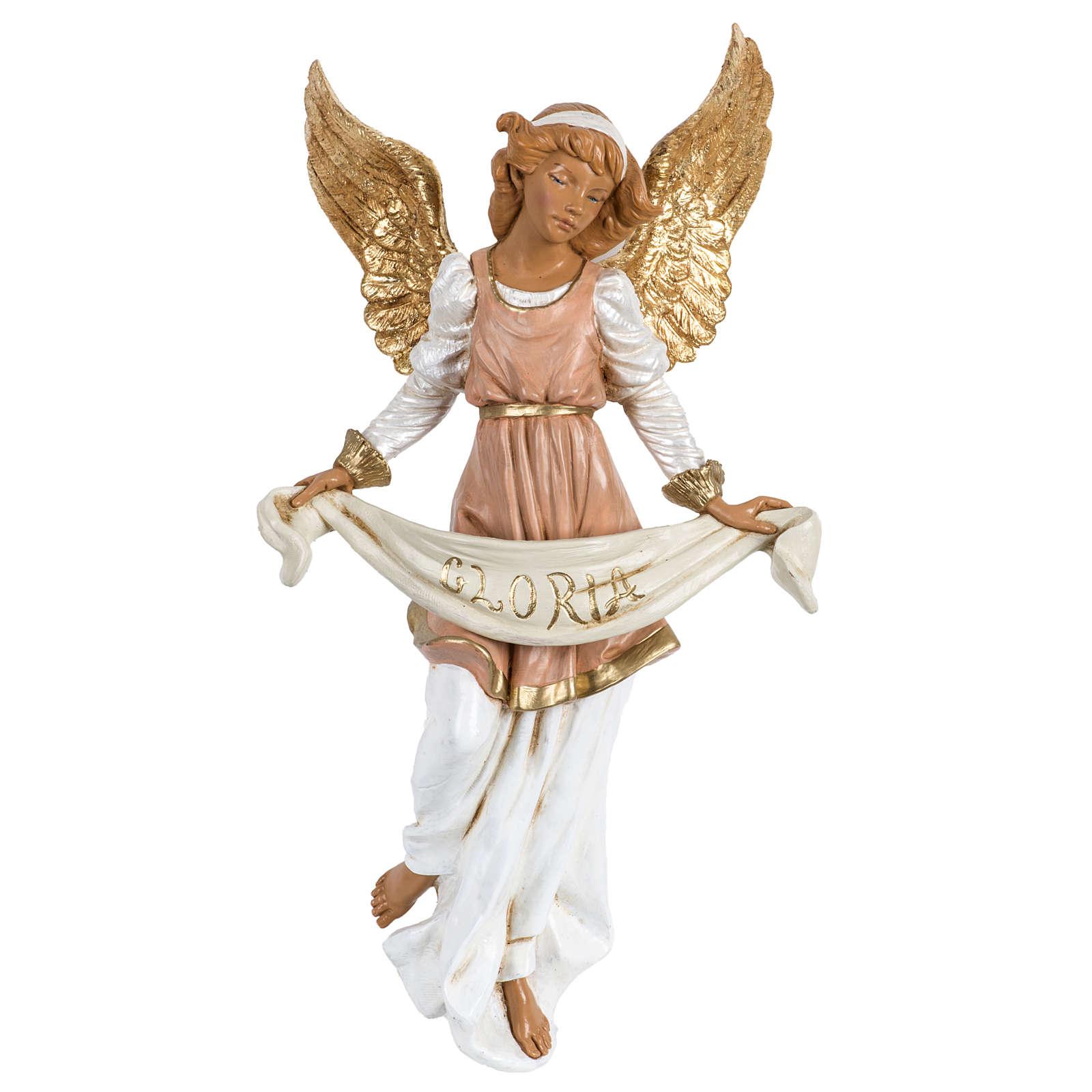 Ange de la Gloire crèche Fontanini de 45 cm 4