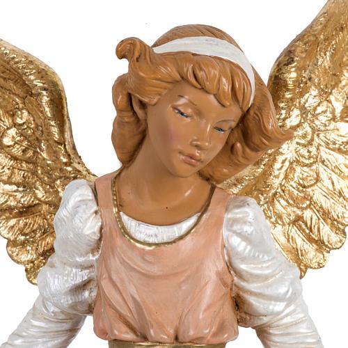 Ange de la Gloire crèche Fontanini de 45 cm 2