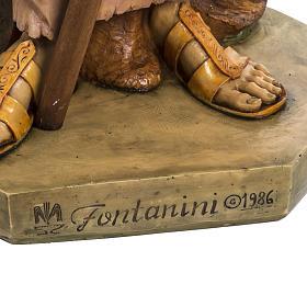 Saint Joseph crèche Fontanini 125 cm résine s3