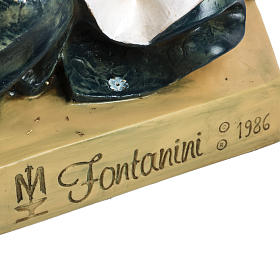 María 125 cm. resina Fontanini s2