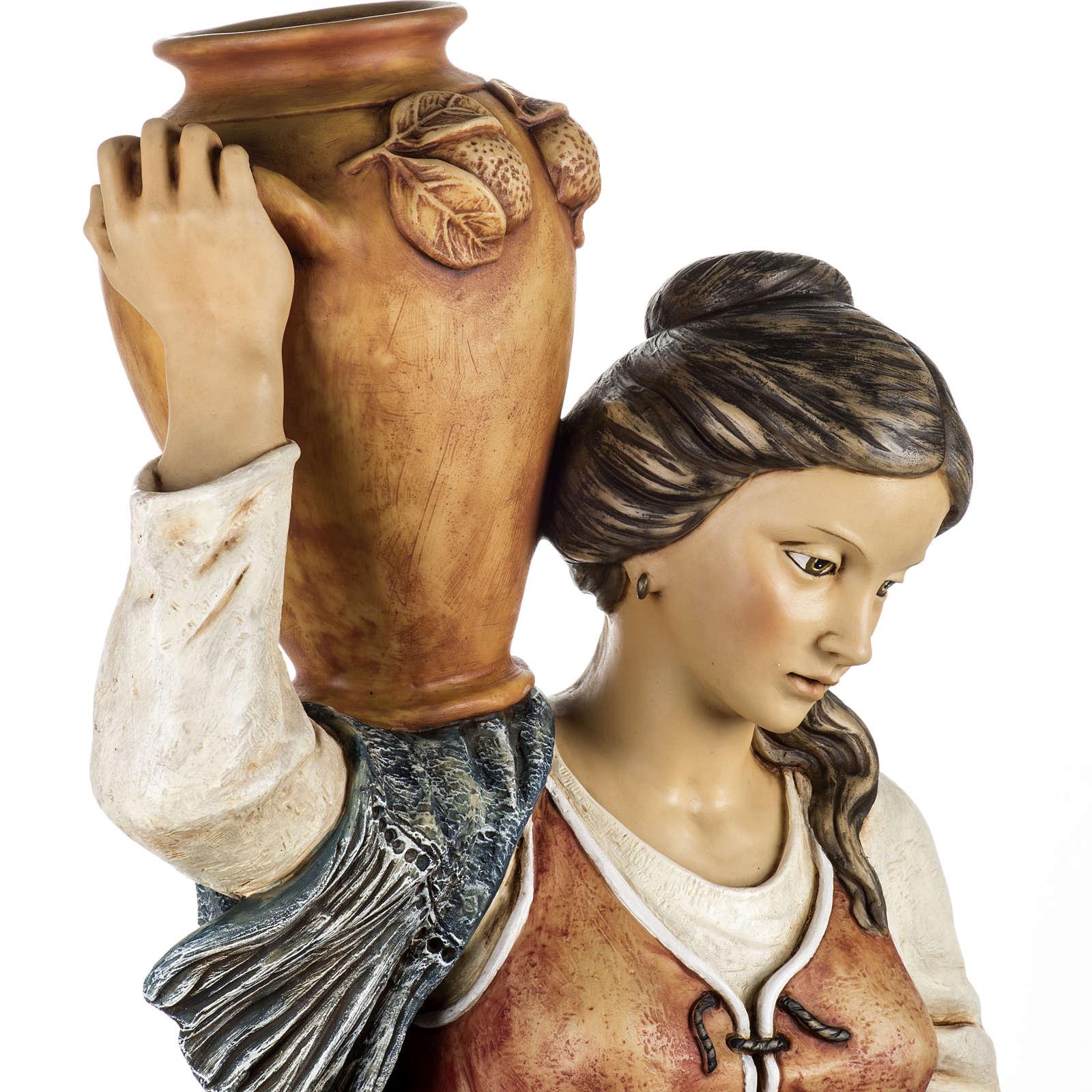 Donna con anfore 125 cm Fontanini 3