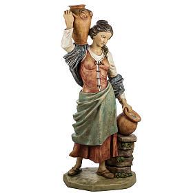 Donna con anfore 125 cm Fontanini s1