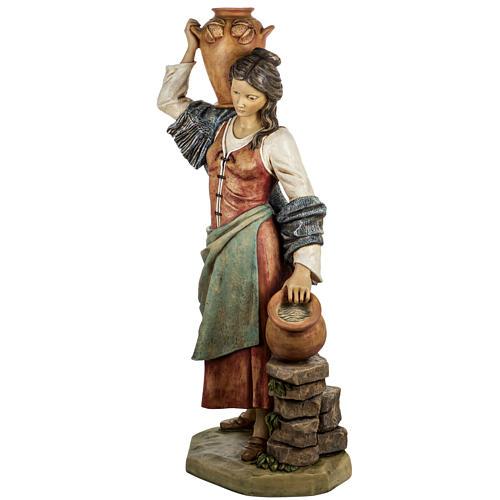 Donna con anfore 125 cm Fontanini 5