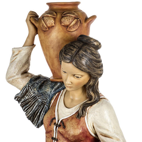 Donna con anfore 125 cm Fontanini 6
