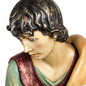 Pastore con pecora 125 cm presepe Fontanini s7