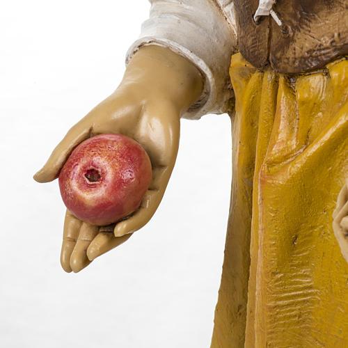Bimba con frutta 125 cm presepe Fontanini 4