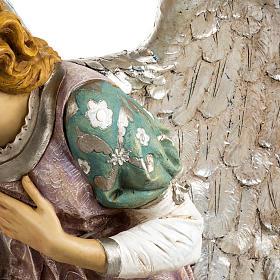 Anioł przyklękający 125 cm Fontanini s3