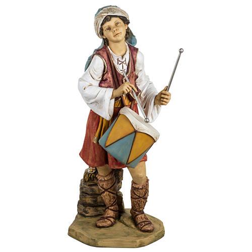 Pastore con tamburo 125 cm Fontanini 1