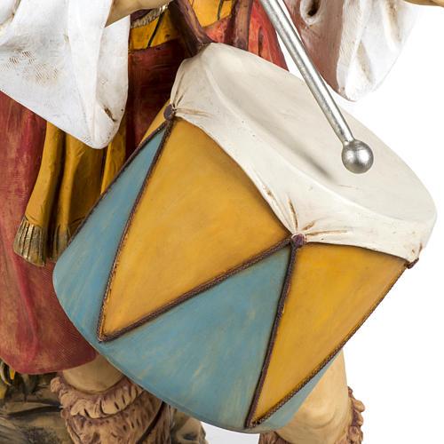 Pastore con tamburo 125 cm Fontanini 3