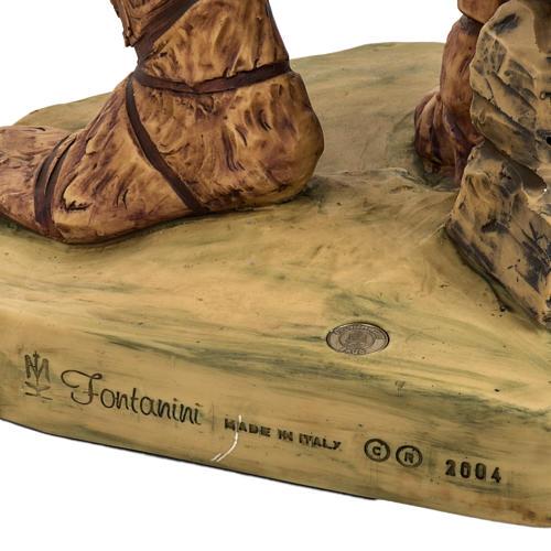 Pastore con tamburo 125 cm Fontanini 7