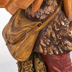 Pastore con lanterna 125 cm presepe Fontanini s4