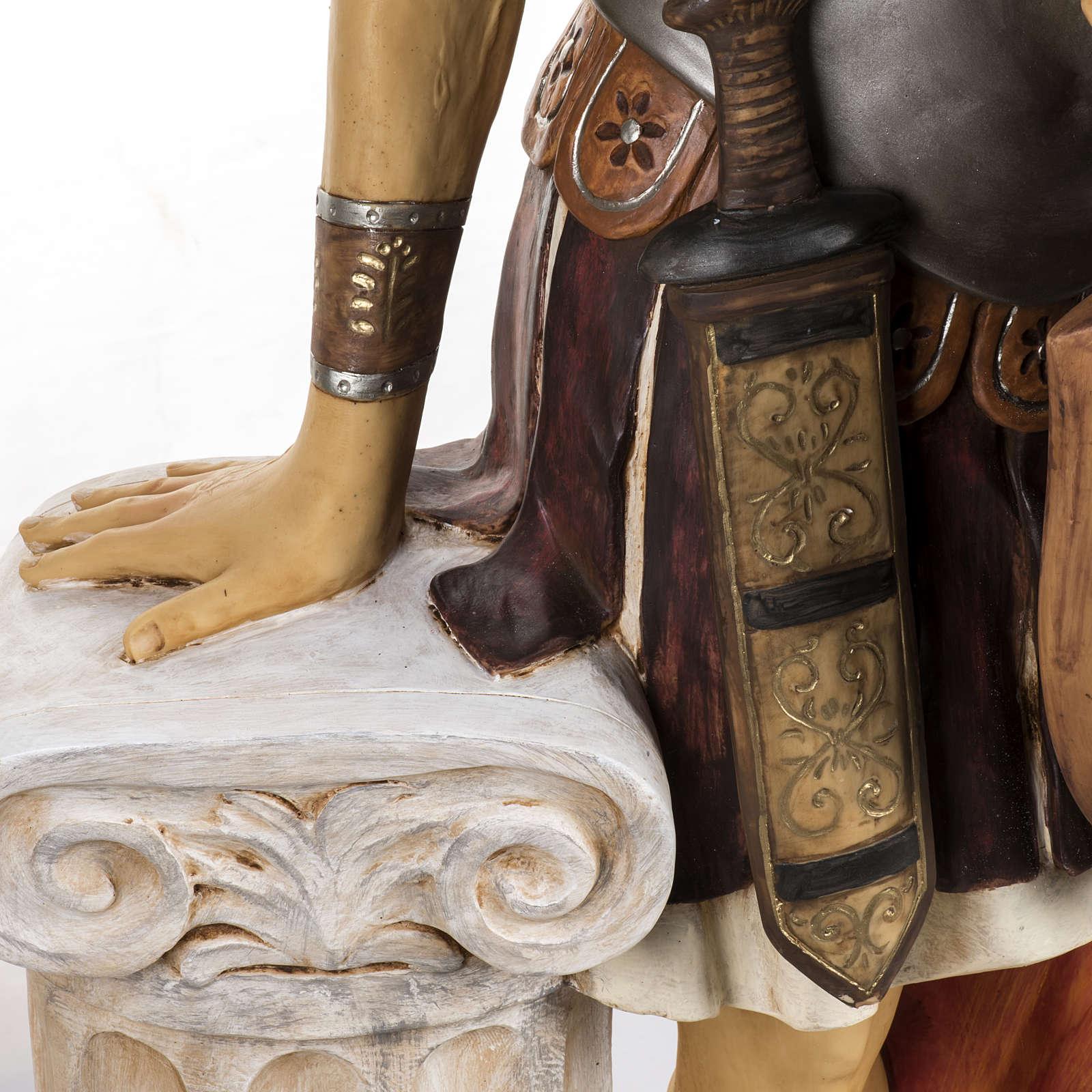 Soldato romano 125 cm Fontanini 4
