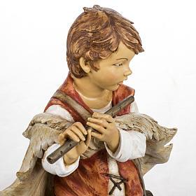 Bambino con flauto 125 cm presepe Fontanini s2