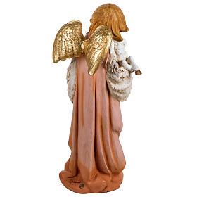 Anioł z jagnięciem 125 cm szopka Fontanini s4